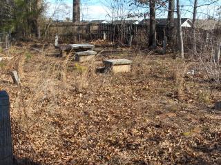 Mahaffey-Jordan-Giles Cemetery