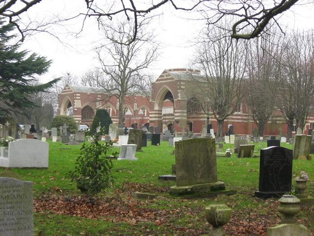 Gilroes Cemetery and Crematorium