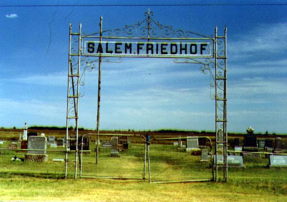 Salem-Friedhof Cemetery