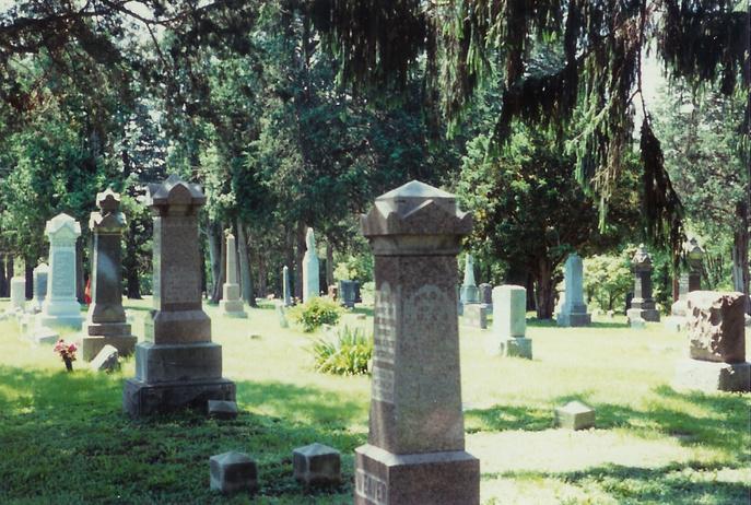 Bowlesburg Cemetery