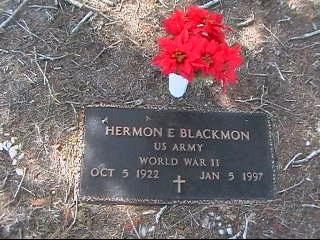 Hermon Edward Blackmon
