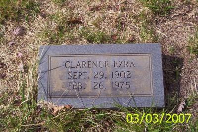 Clarence Ezra Gilliam