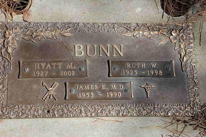 Chief Hyatt Miles Bunn, Jr