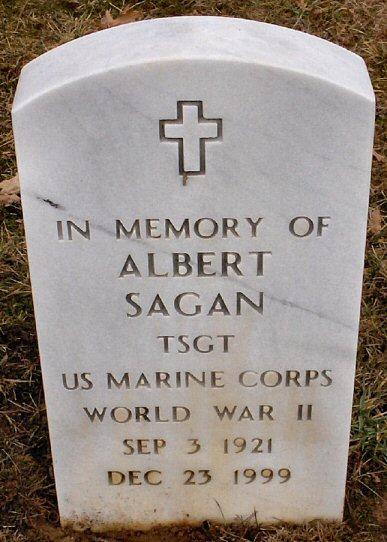 Albert Sagan, Sr