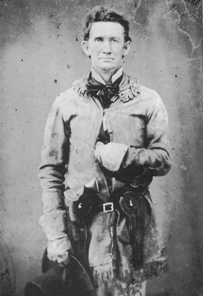 Col John Salmon Rip Ford