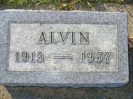 Alvin George Louis Belz