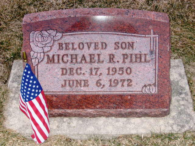 Michael Richard Pihl