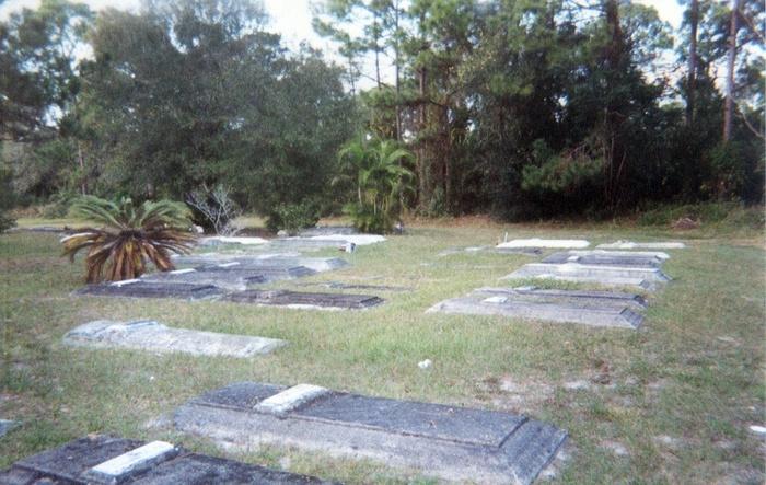 Mount Carmel Missionary Baptist Church Cemetery