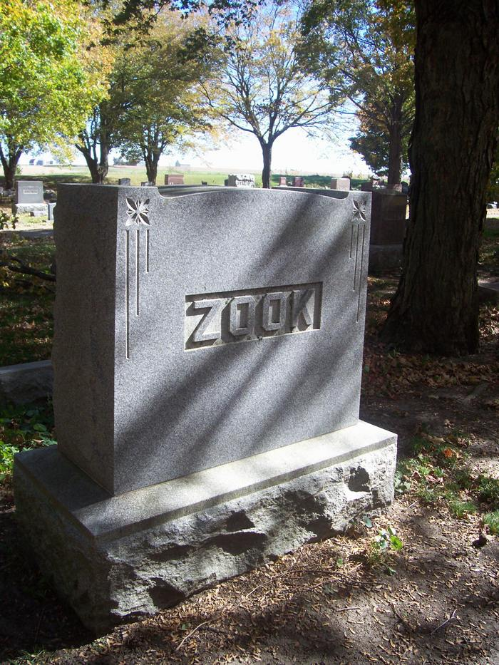 S. Marion Zook