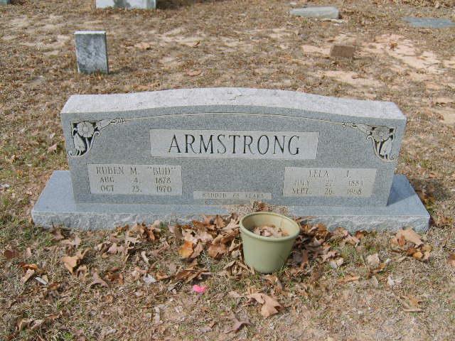 Ruben M. Bud Armstrong