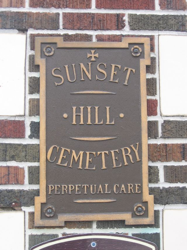 Sunset Hill Cemetery