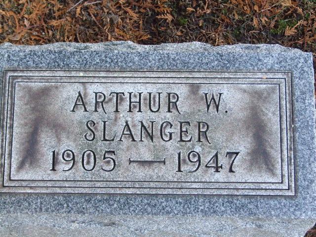Arthur W. Slanger