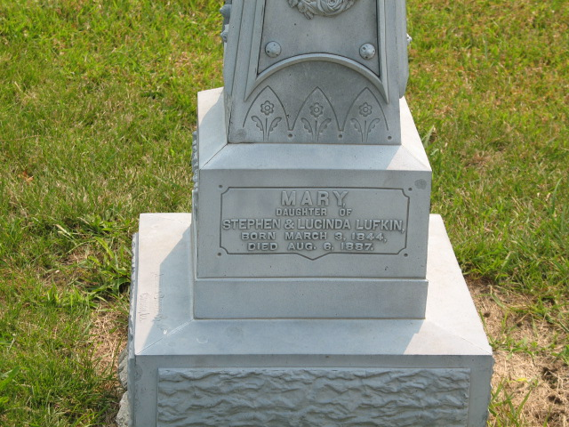 Mary A. Lufkin