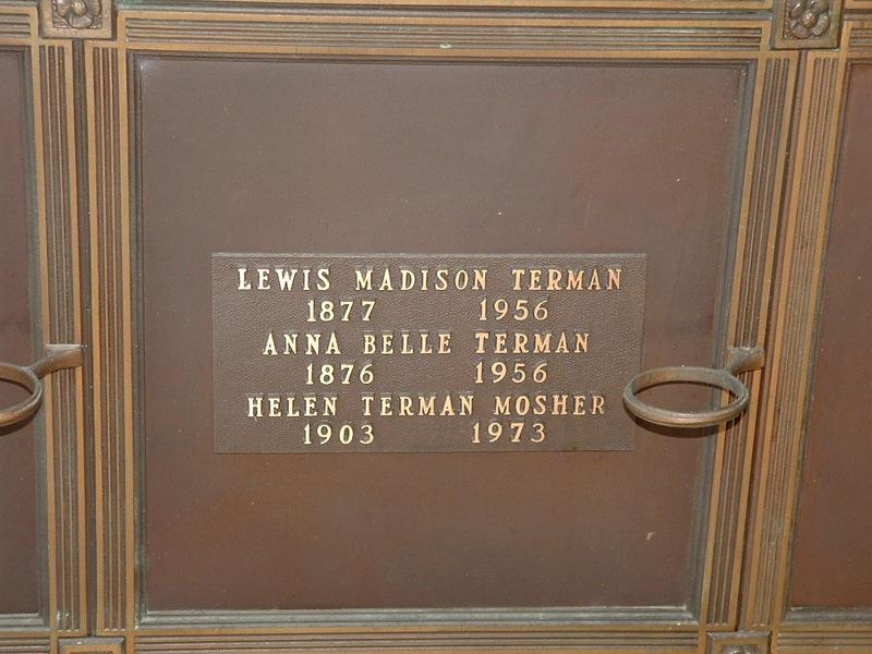 Lewis Madison Terman