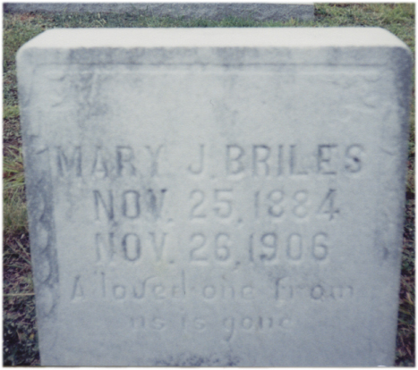 Mary J. Briles