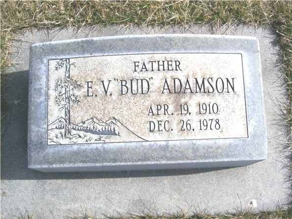 Ellis Vernette Bud Adamson