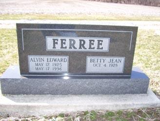 Alvin Edward Ferree