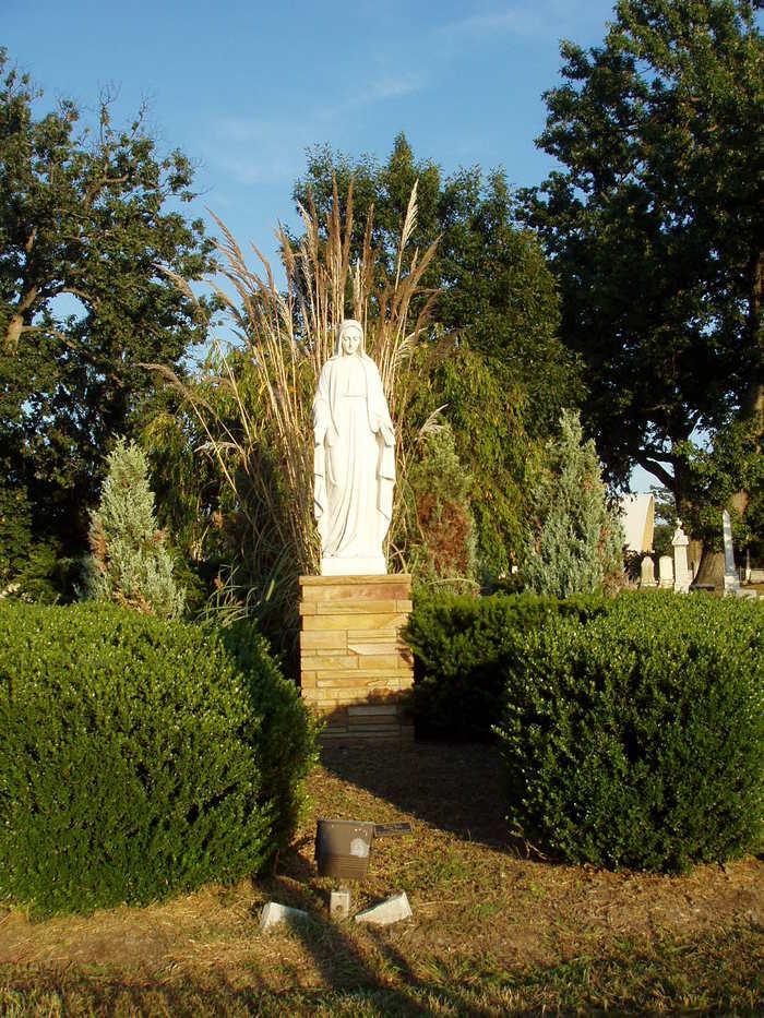 Old Saint Mary's Catholic Church Cemetery
