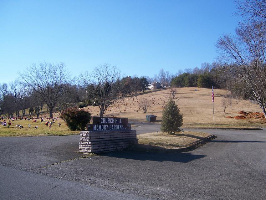 Church Hill Memory Gardens