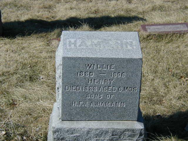 William Emil Edward Hamann