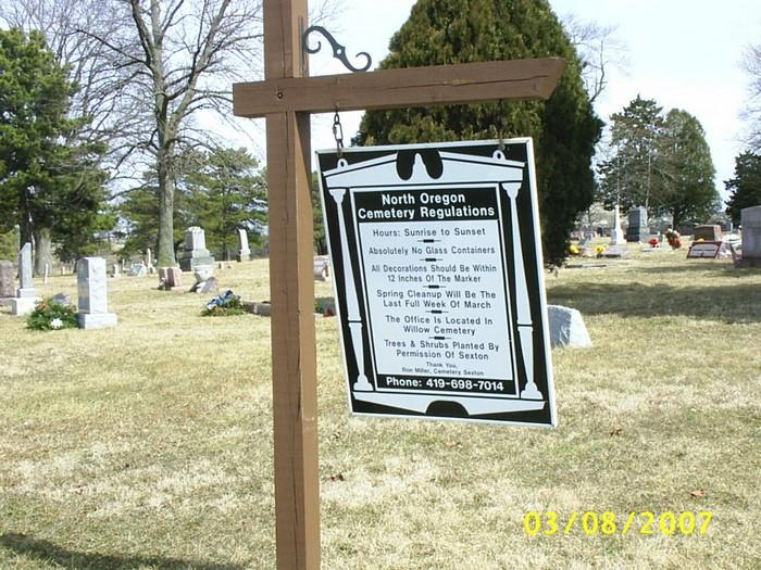 North Oregon Cemetery