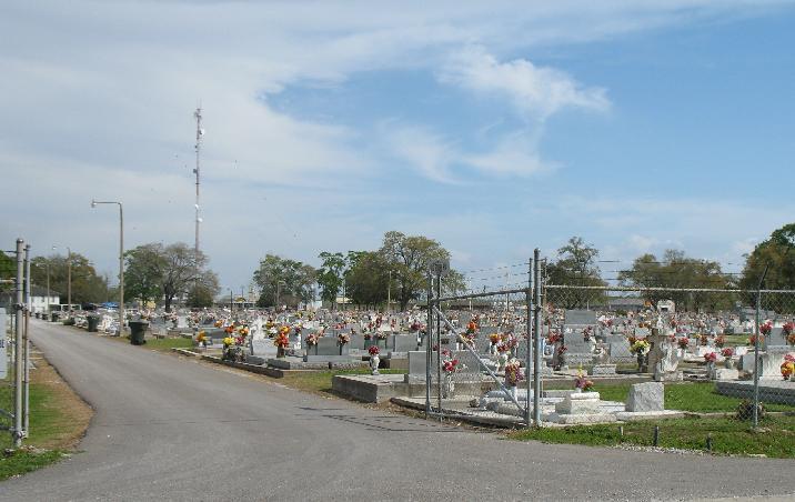 Morgan City Cemetery and Mausoleum