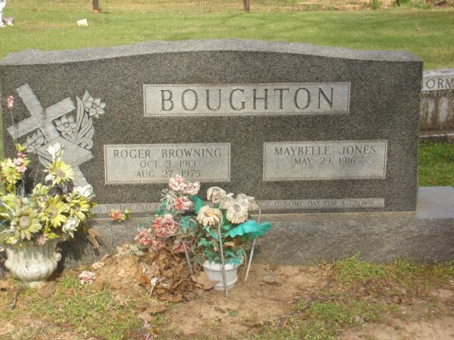 Maybelle <i>Jones</i> Boughton