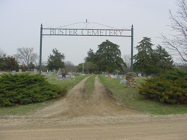 Buster Cemetery