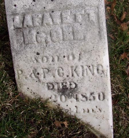 Lafayette McGee King