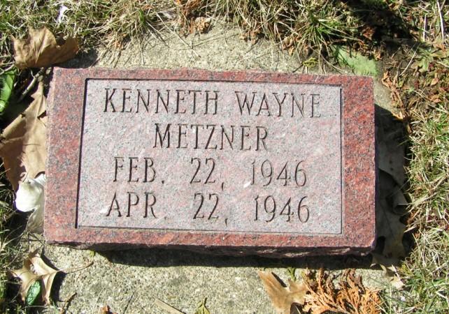 Kenneth Wayne Metzner