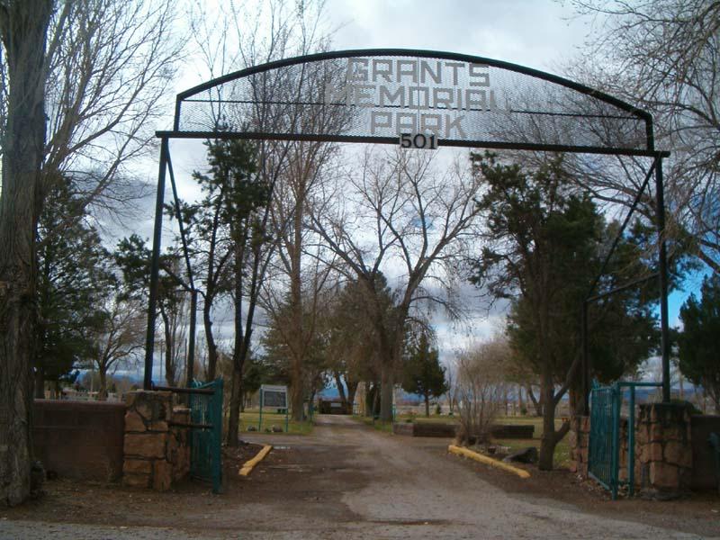 Grants Memorial Park