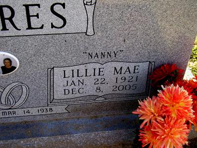 Lillie Mae <i>Barrow</i> Andres