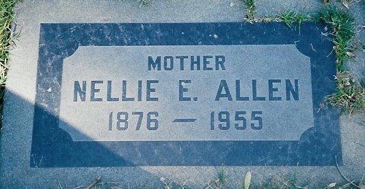 Nellie Eliza <i>Rice</i> Allen