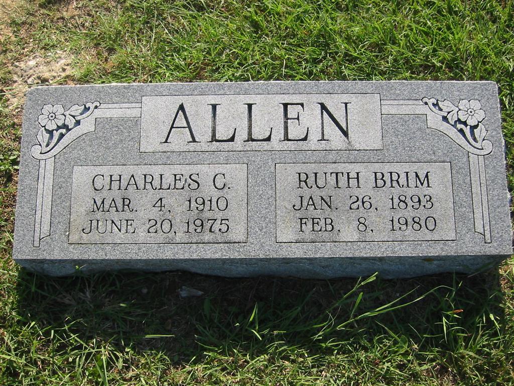 Charles Clair Allen