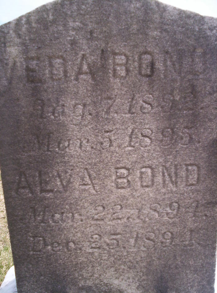 Alva Bond
