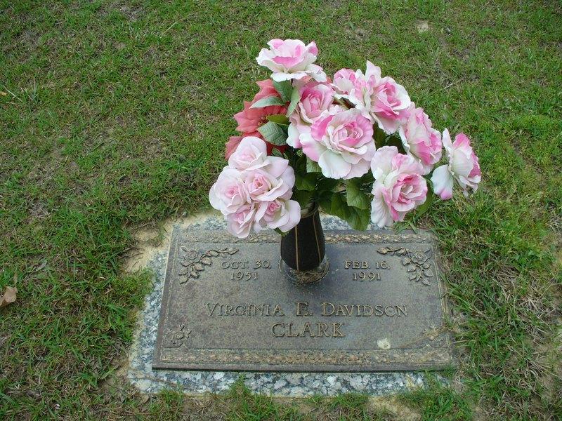 Virginia Elaine <i>Davidson</i> Clark