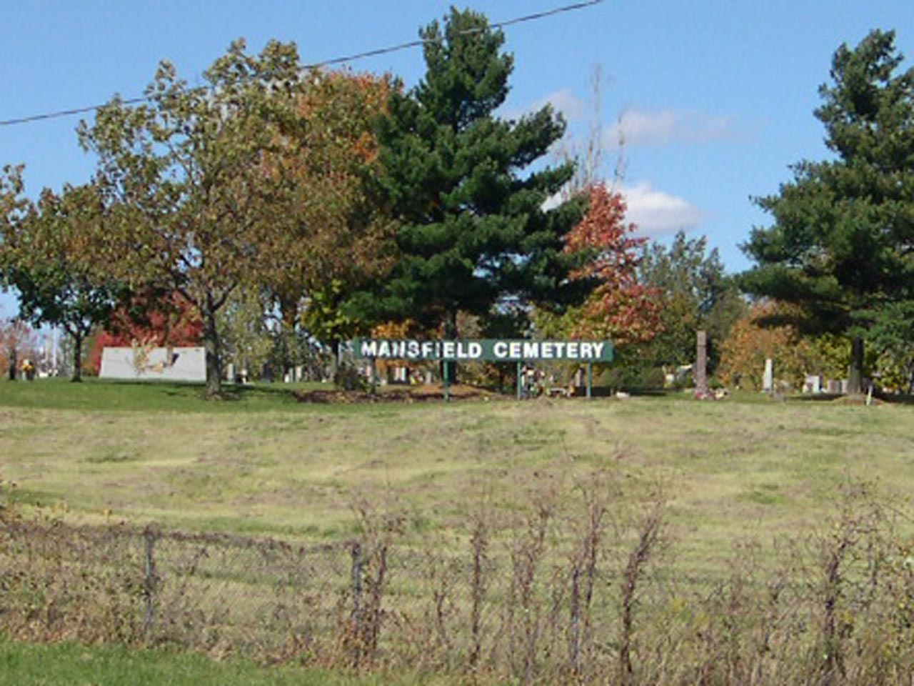 Mansfield Cemetery in Mansfield, Ohio - Find A Grave Cemetery