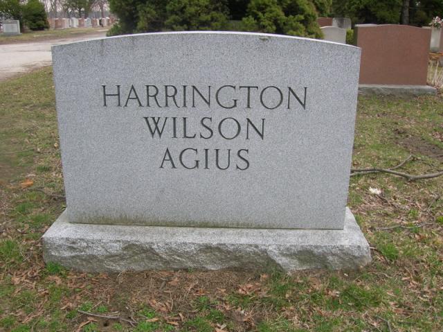 Charles William Agius