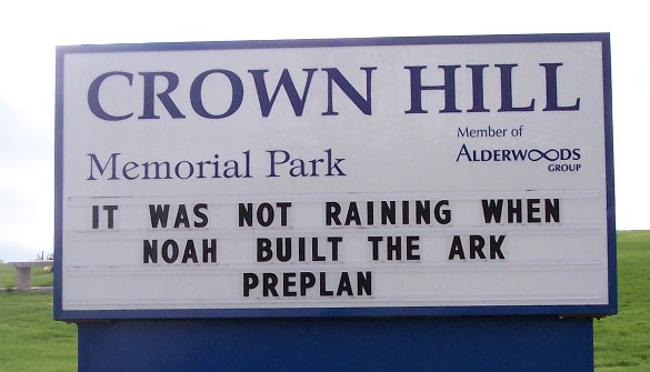 Crown Hill Memorial Park