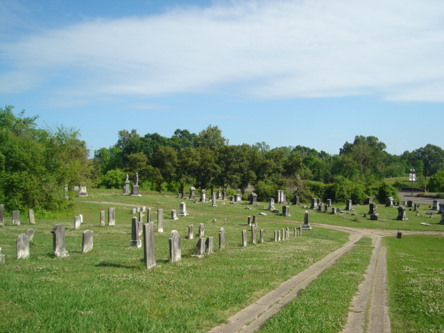 Anshe Chesed Cemetery