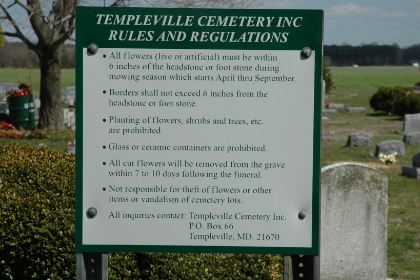 Templeville Cemetery