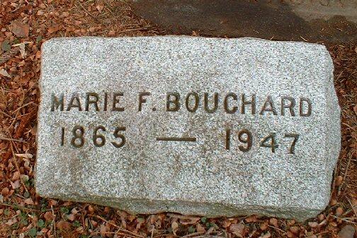 Marie F Bouchard