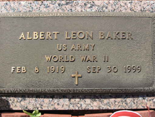 Albert Leon Baker