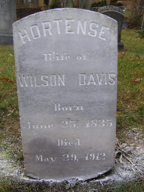 Hortense <i>Reid</i> Davis
