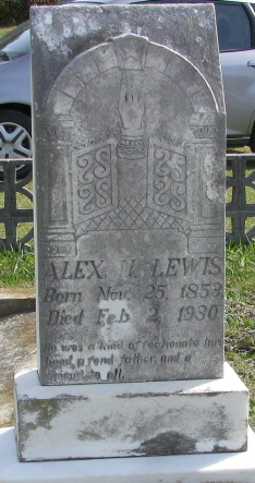 Alex M Lewis
