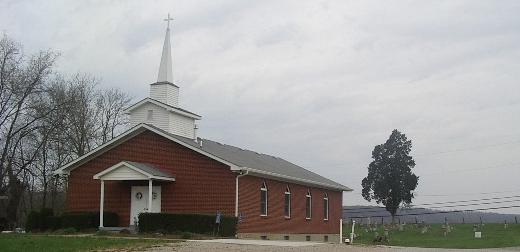 Big Springs Methodist Church Cemetery