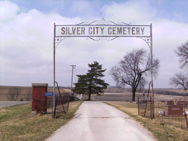 Silver City Cemetery