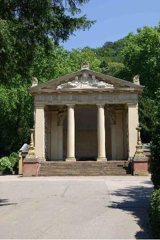 Bergfriedhof Heidelberg