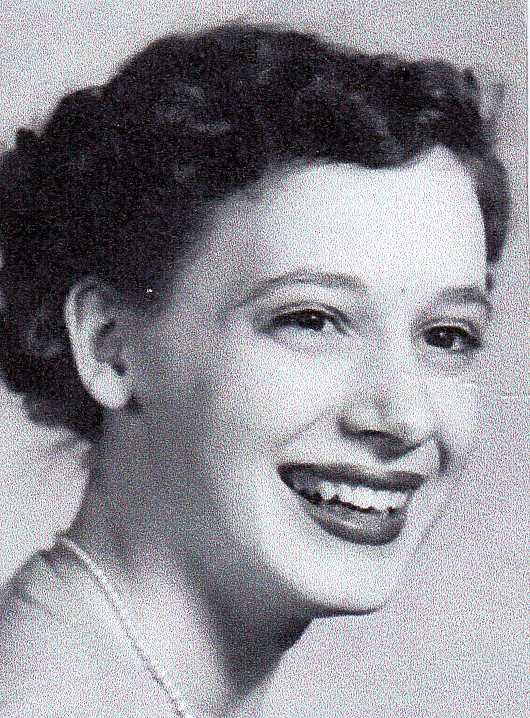 Betty Lee <i>Lashmit</i> Foster