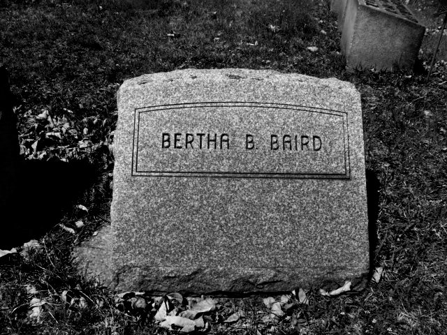Bertha B. Baird